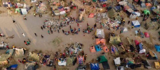 Funcionarios: muchos migrantes haitianos se quedan en EEUU