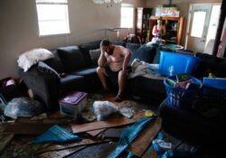 El recuento de los daños tras el paso de huracán Ida