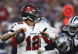 Brady y los campeones Bucs debutan superando a Cowboys