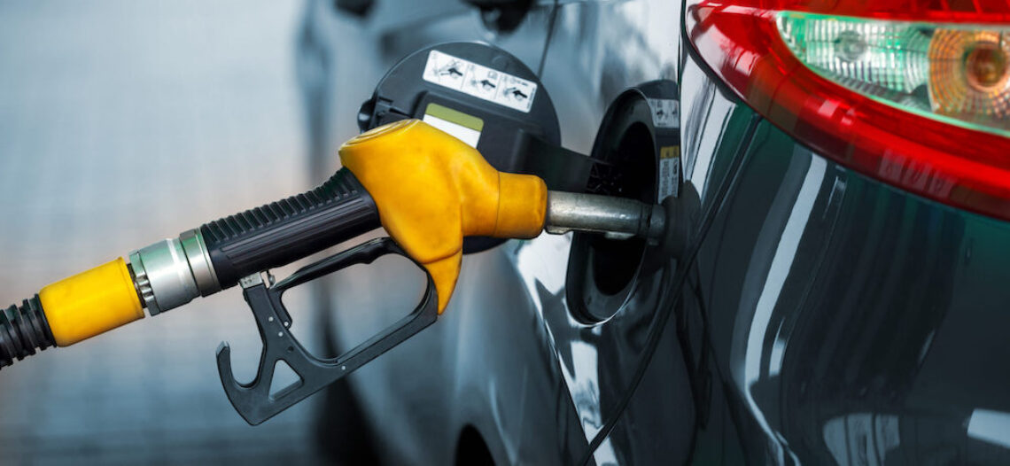 Aumenta el precio de la gasolina