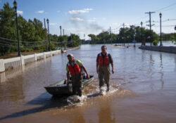 Huracán Ida deja al menos 48 muertes en cinco estados por inundaciones