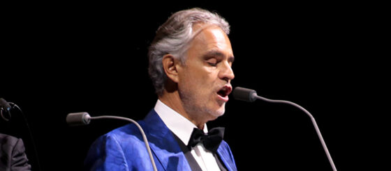 Andrea Bocelli vuelve a Arizona