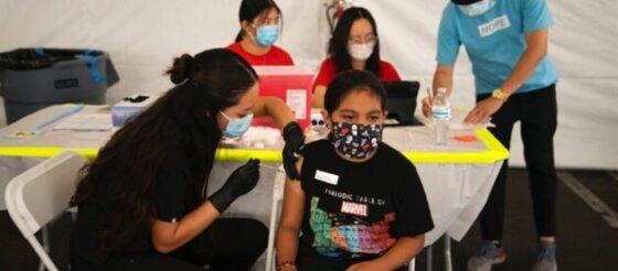 Así es el plan para vacunar a niños de 5 a 11 años